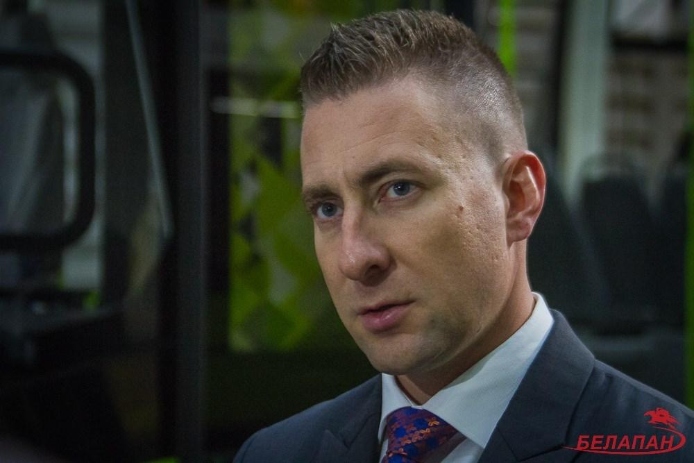 Philipp Brunner - CEO Stadler Minsk bei Stadler Rail AG