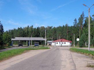 Belarus - Russia border