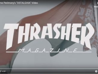 The Thrasher magazine - skateboarding in Minsk