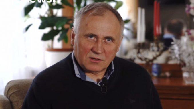 Mikalai Statkevich
