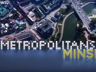 Euronews Metropolitan: TV program about Minsk, Belarus