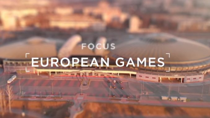 European_Games in Minsk: Euronews report