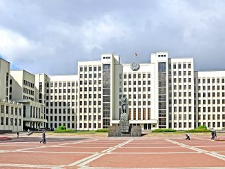 Belarus - Government House