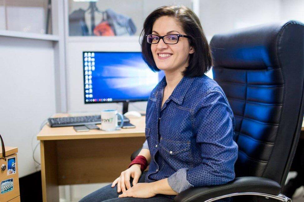 Chiara Sammarco - Workplace