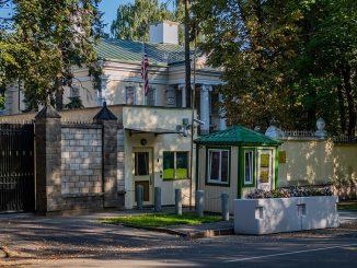 USA Embasy in Minsk Belarus