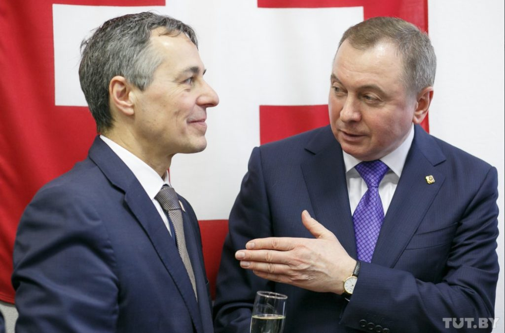 Swiss Embassy opens in Minsk