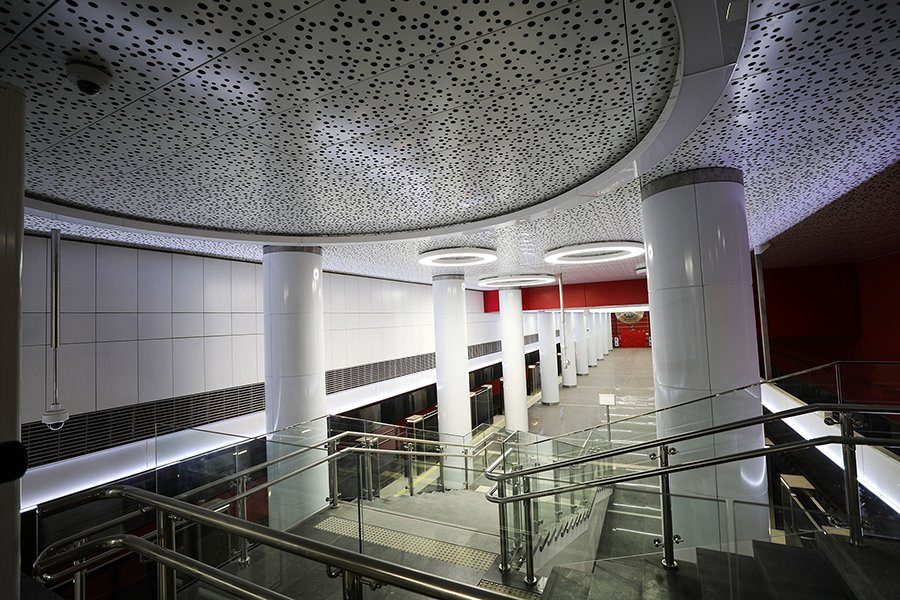 Minsk Metro - 3d line stations