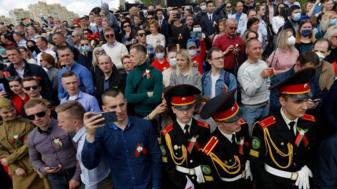 Belarus Victory Day 2020 Parade