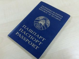 Obtaining Belarusian passport